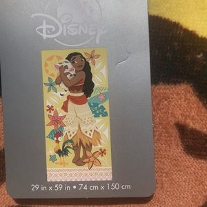 Disney Bath - Disney Moana Beach Towel